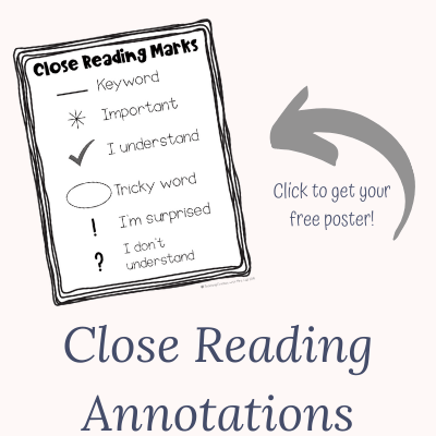 close-reading