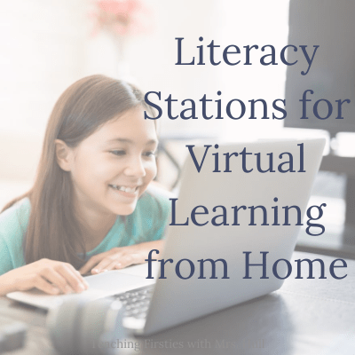 literacy stations