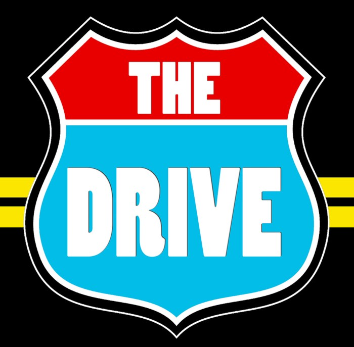 The Drive Podcast Cover Art
