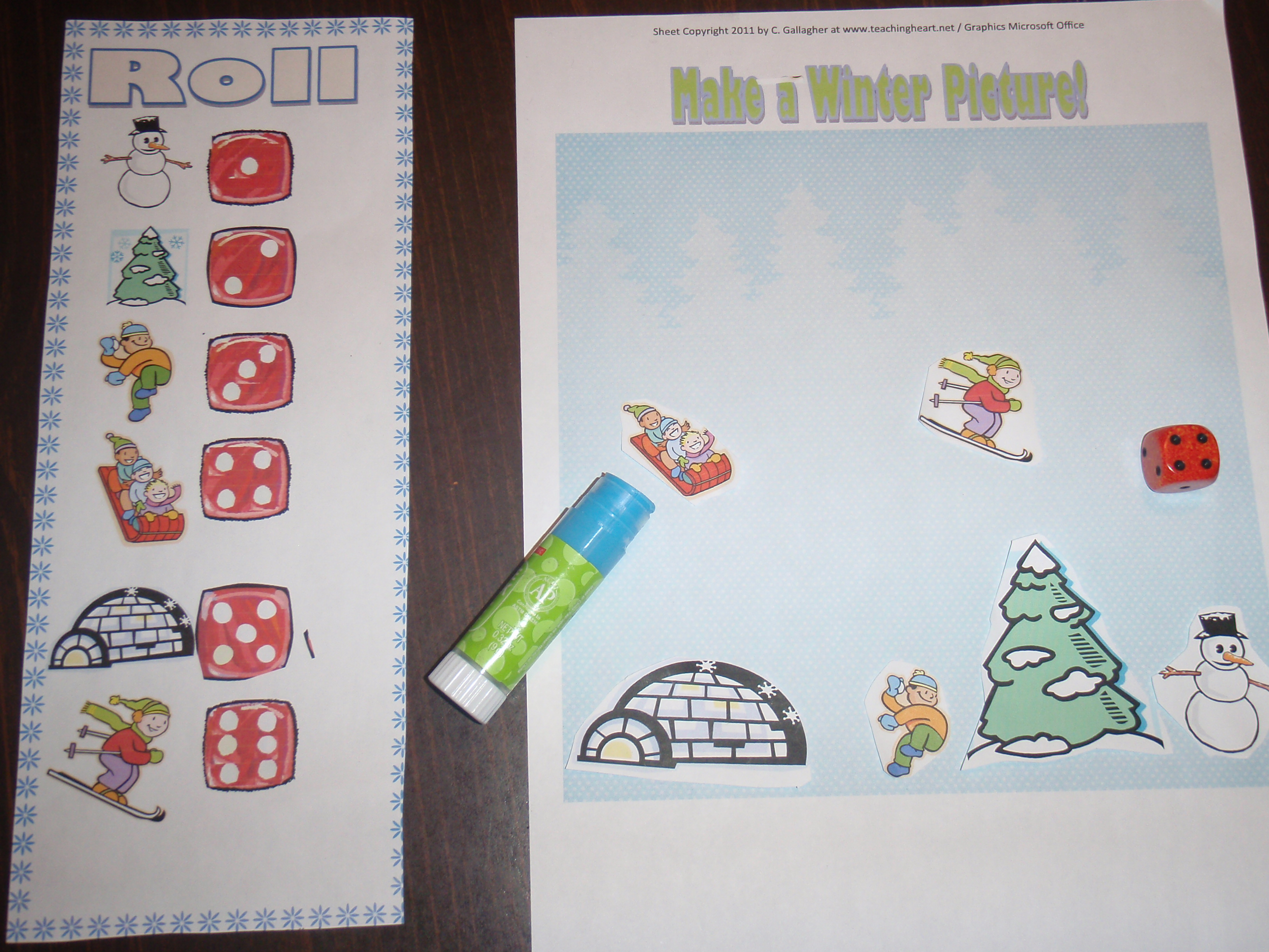 Winter Party Planning Printables Teaching Heart Blog