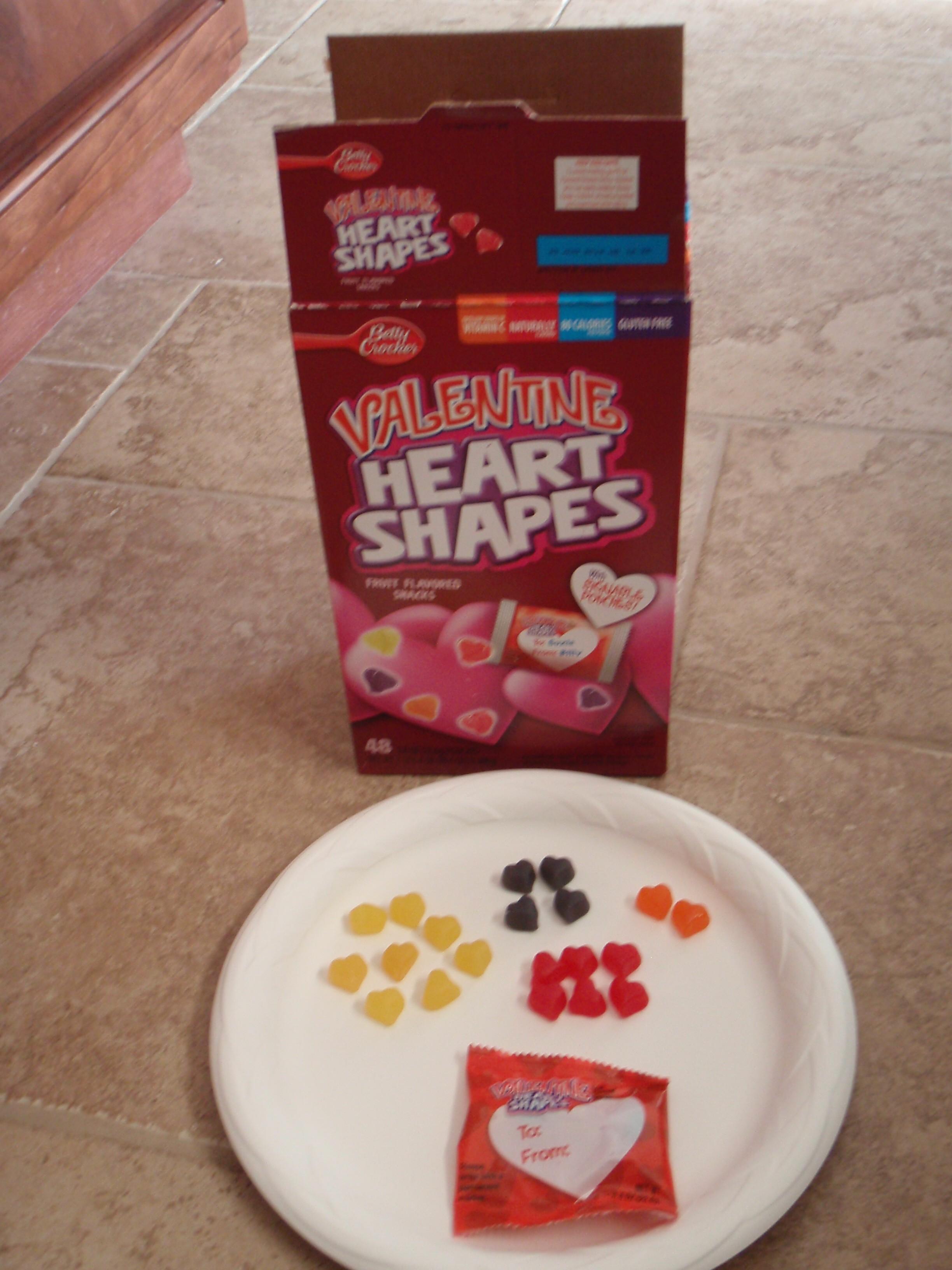Heart Shapes Fruit Snacks Activity Teaching Heart Blog