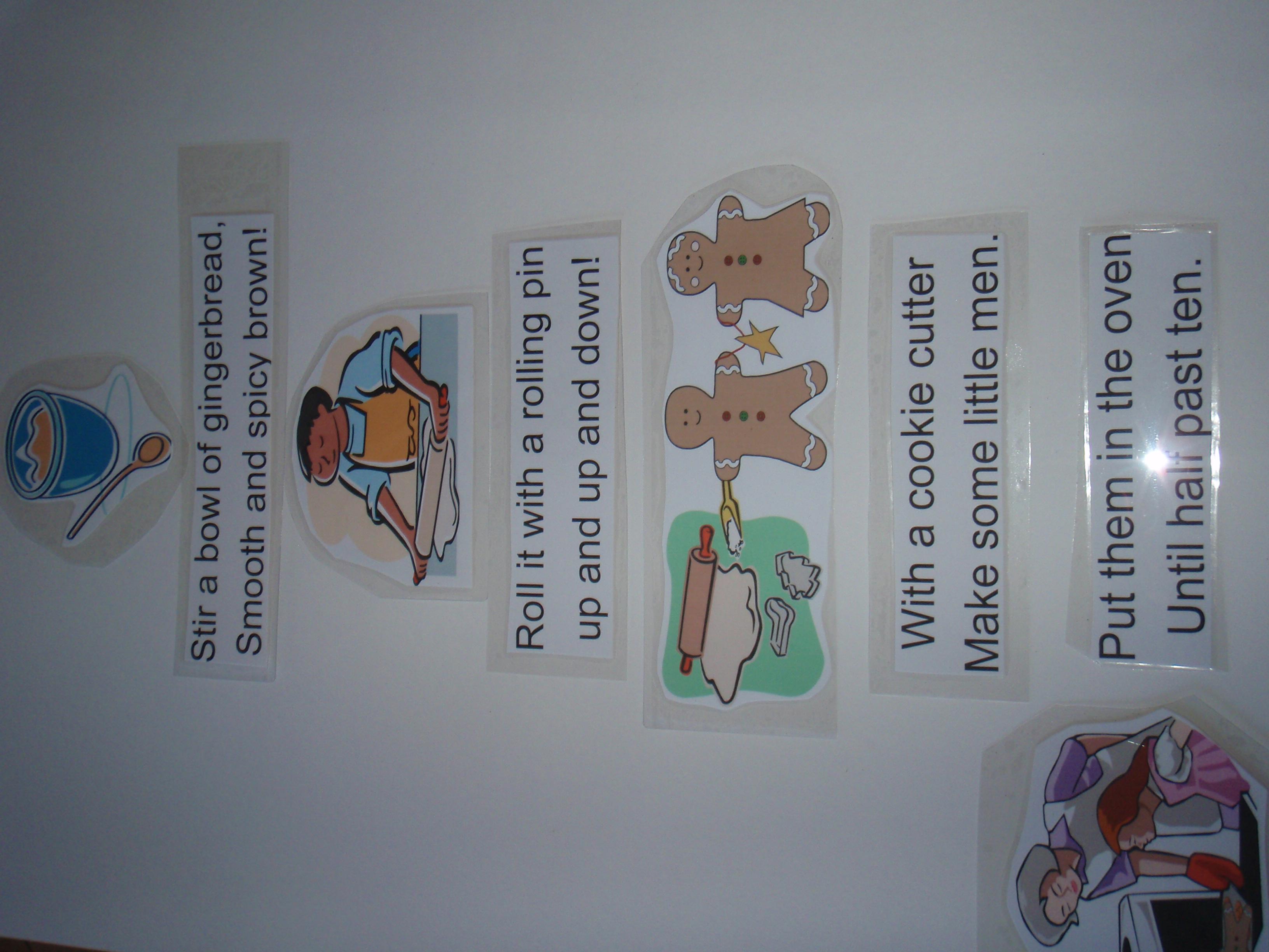Flour Paint And Gingerbread Teaching Heart Blog