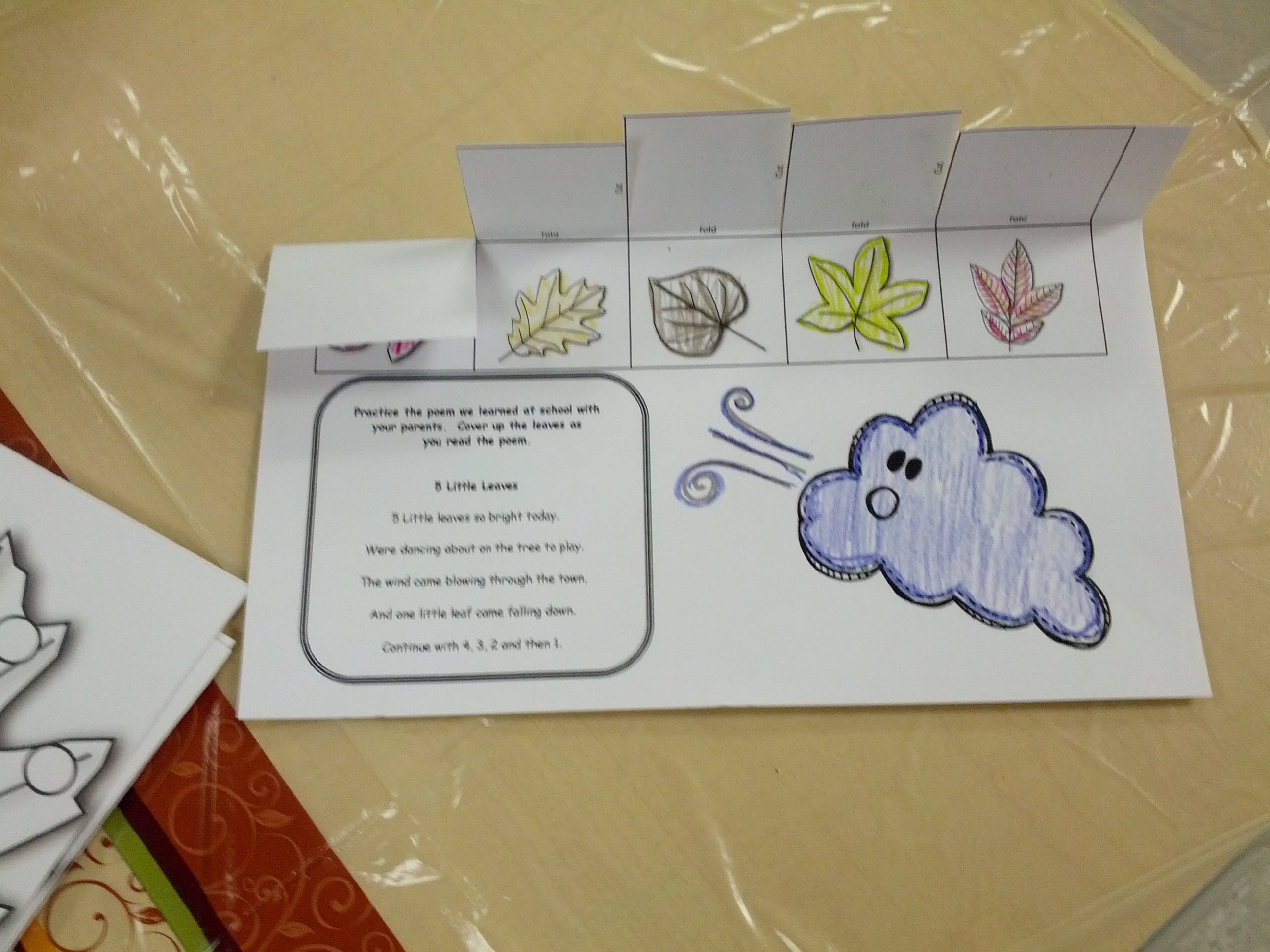Leaf Learning Fun In Pre K Teaching Heart Blog