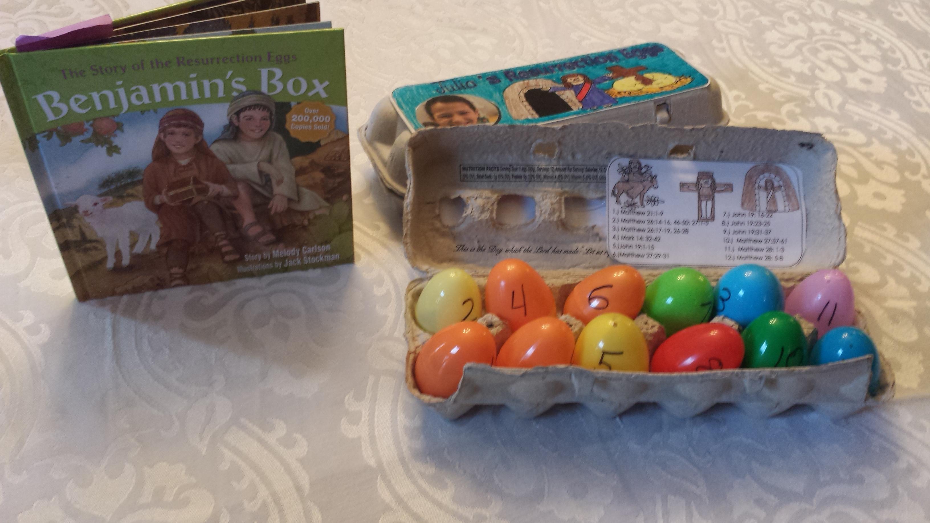 Resurrection Eggs My Favorite Lent Teaching Tool Teaching Heart Blog