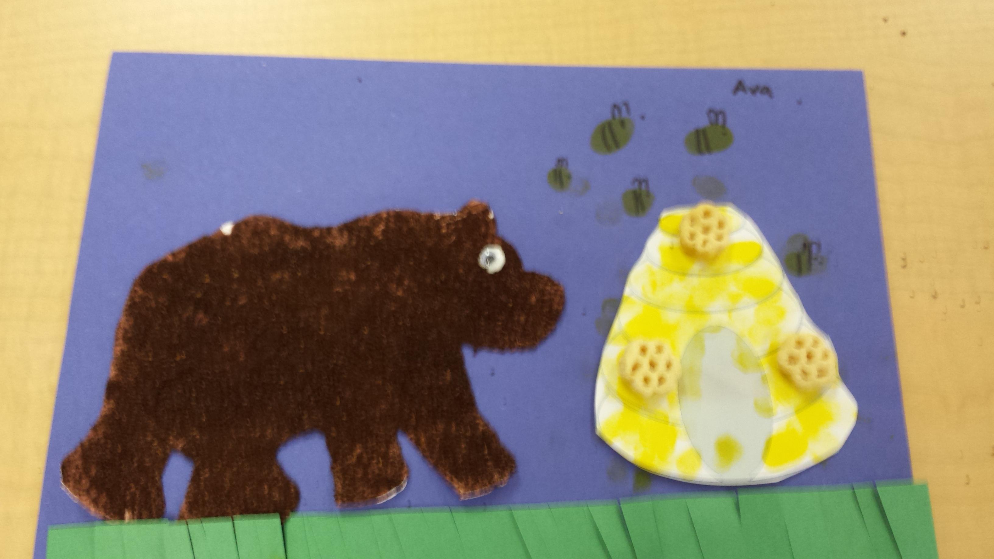 Teddy Bear Packet