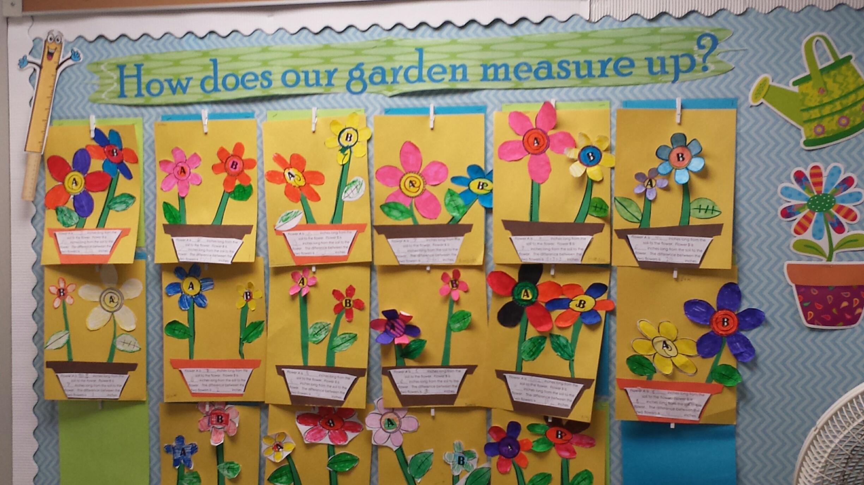 Measurement Garden Craft Teaching Heart Blog