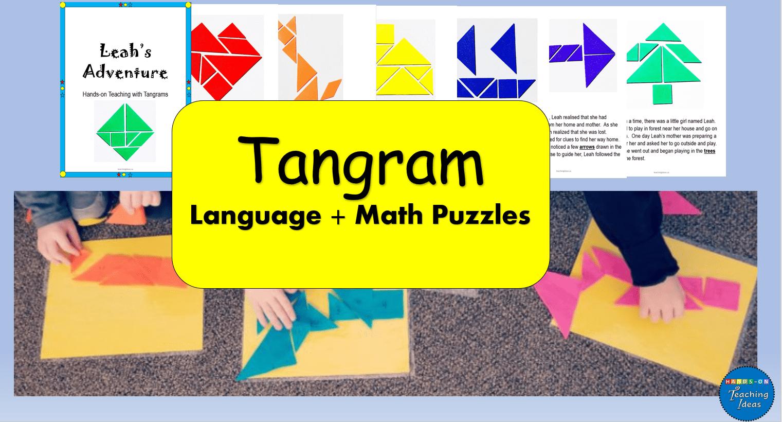 Tangram Math Language
