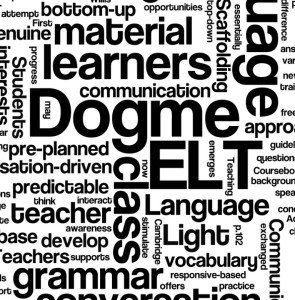 Dogme ELT-Teaching with no textbooks