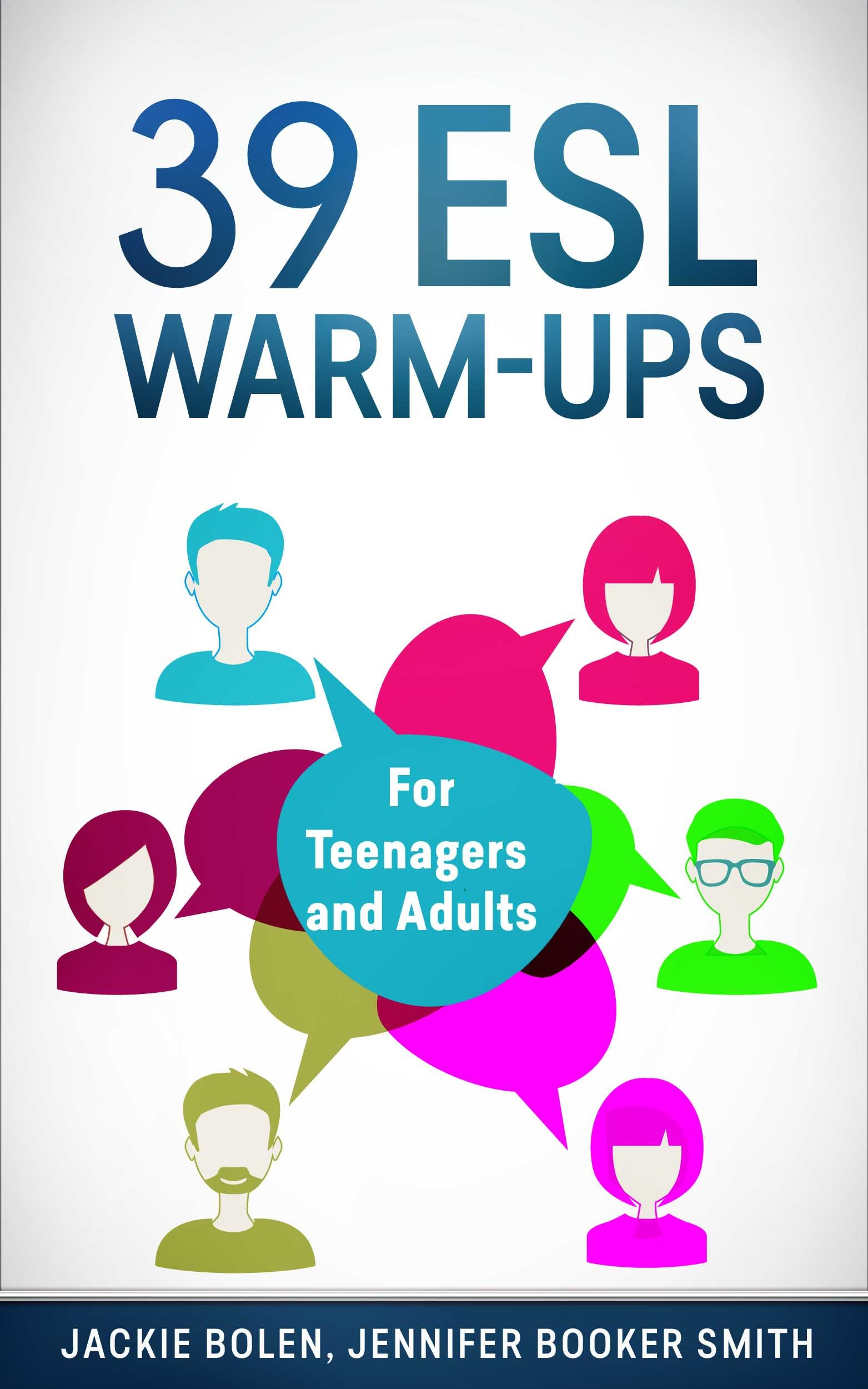 Esl Warm Up Activities For Adults