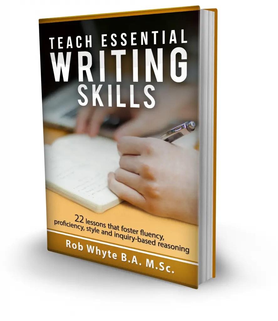 Teaching Writing Skills-It Just Got Easier