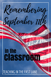 Remembering September 11th in the Classroom