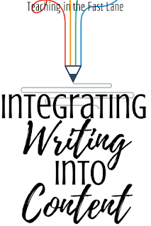 Integrating Writing Into Content