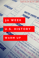 The benefits of a daily warm up you need to know! Do you use a daily warm-up with your students? Have you tried one? Find out why daily warm-ups can be a real game changer in your classroom!