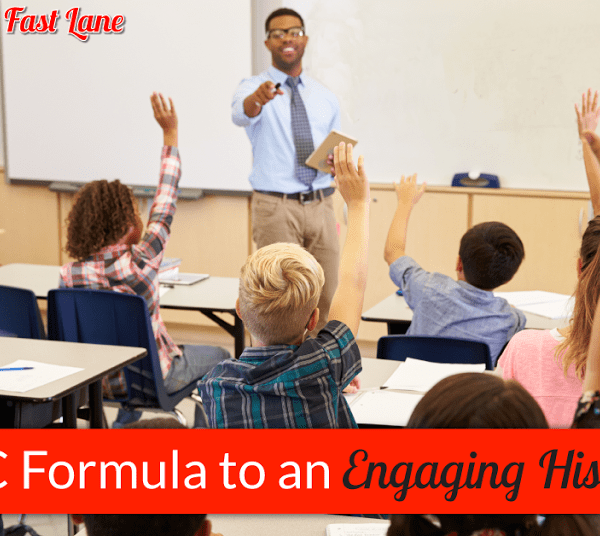 How to Create the Best, Engaging History Class