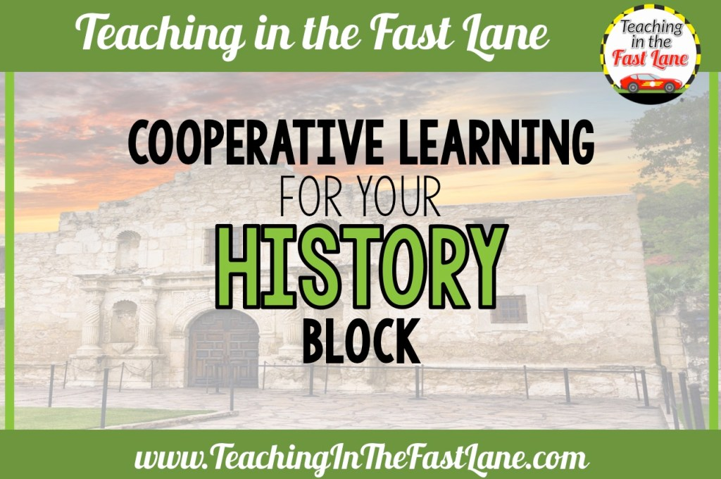 Are you looking for cooperative learning activities to make your history block come alive? Look no further than this blog post with strategies to make elementary history lessons come alive!