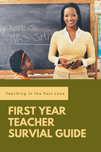 This first year teacher survival guide is full of tips and advice for how to avoid burnout, reduce first year teacher stress, and relieve anxiety with actionable tips you can use in your classroom.