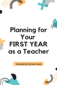 Planning for your first year teaching in an elementary classroom can cause a lot of stress, but by following a few simple tips you can feel confident in the classroom.
