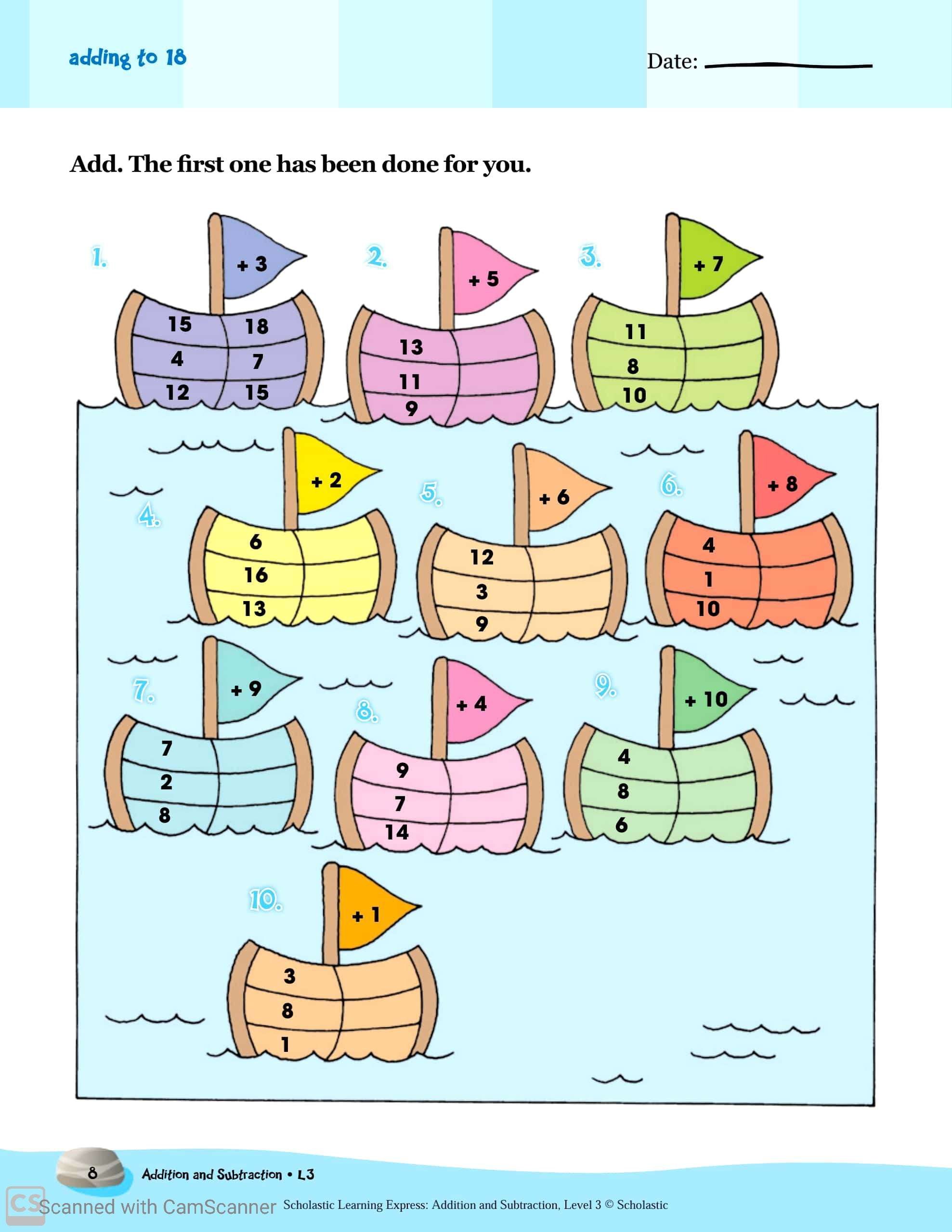 Maths Worksheets With Answers For Grade 2 Teaching Kids
