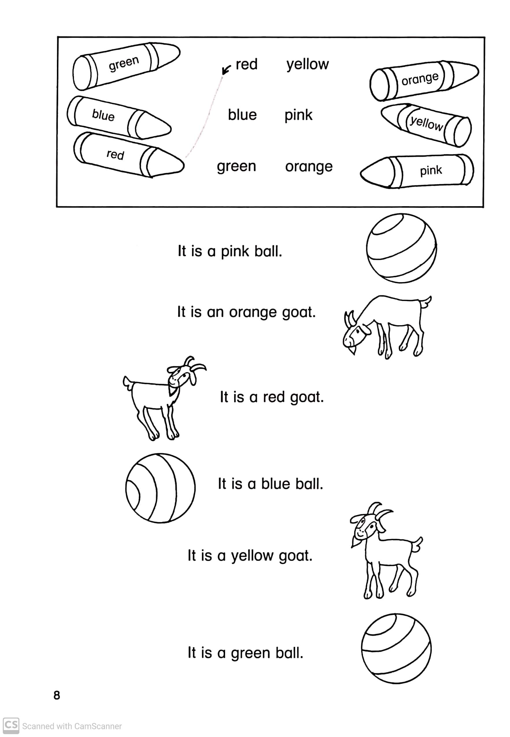 English Worksheets For Grade 2 Teaching Kids To Read And