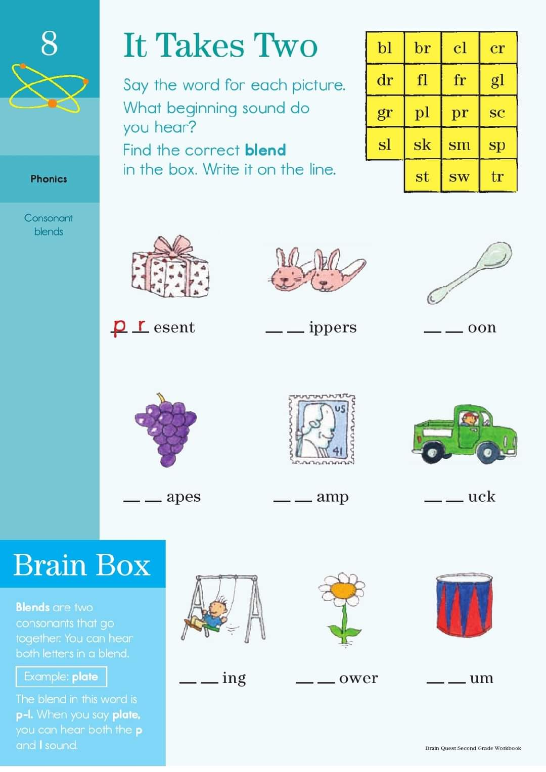 Phonics Worksheets Teaching Kids To Read And Write