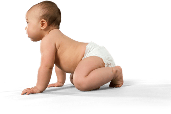 Are you trying to get your baby to crawl? Follow these easy tips and fun activities to get your infant to start crawling!
