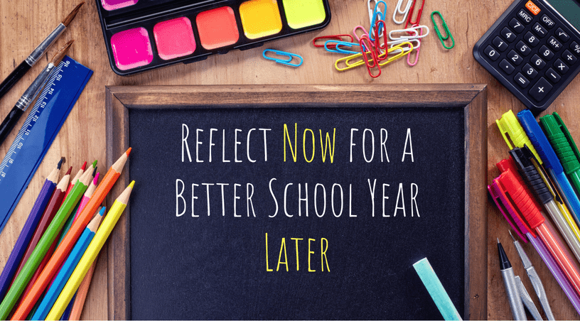 summer reflections on classroom management for a better, less stressful school year later