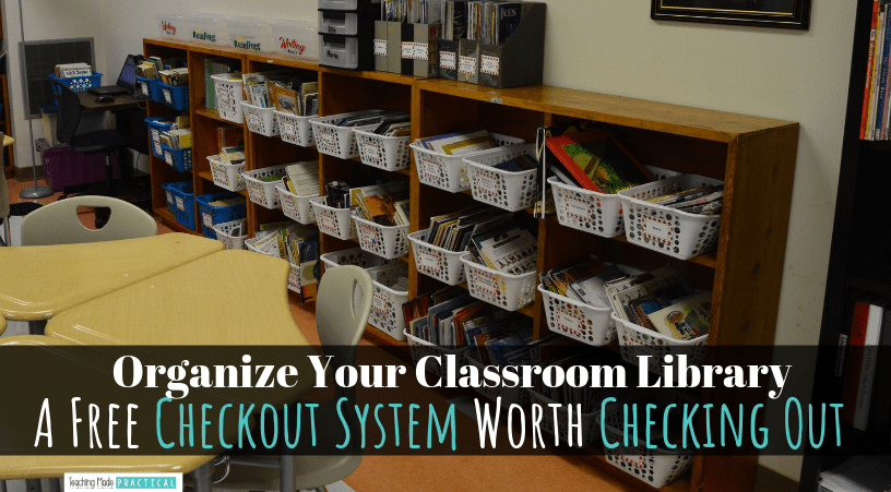 Check out this free, online tool that helps you organize your classroom library and keep track of which student has what book.