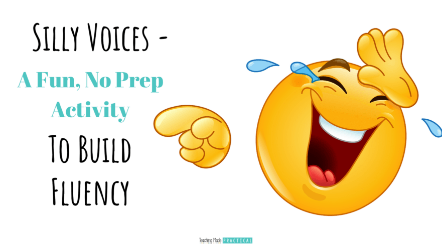 This no prep activity is a fun way to build fluency for your 2nd, 3rd, 4th, and 5th grade students