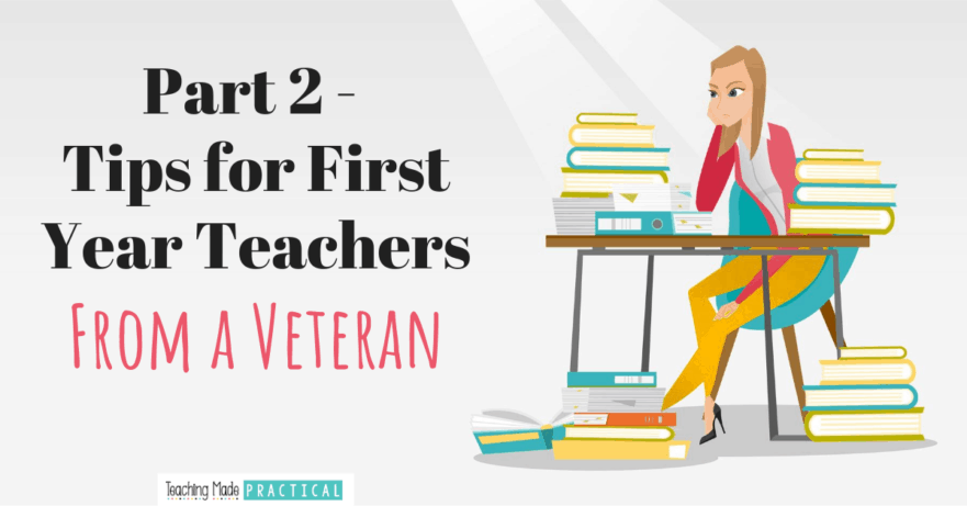 1 experienced teacher's tips for the brand new teacher