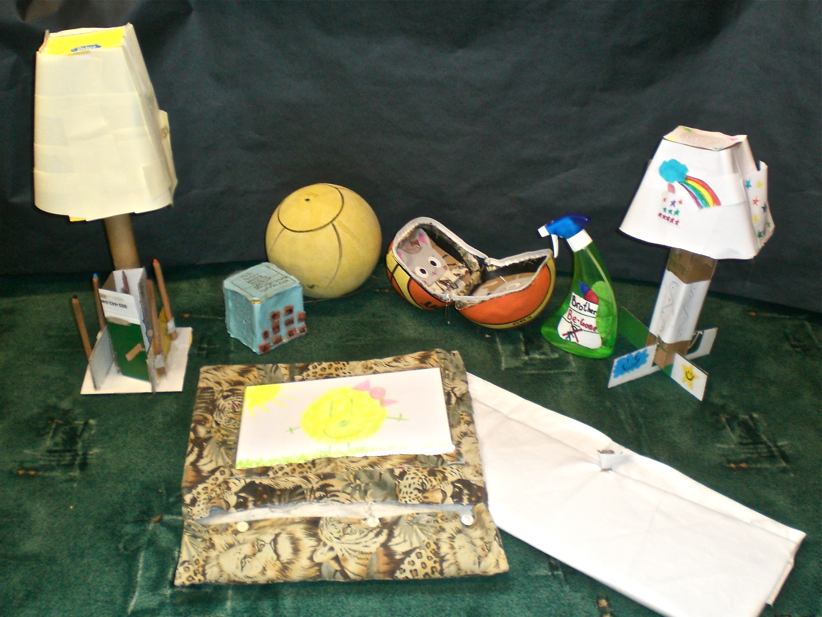 3rd Grade Inventors Solve Problems Creatively