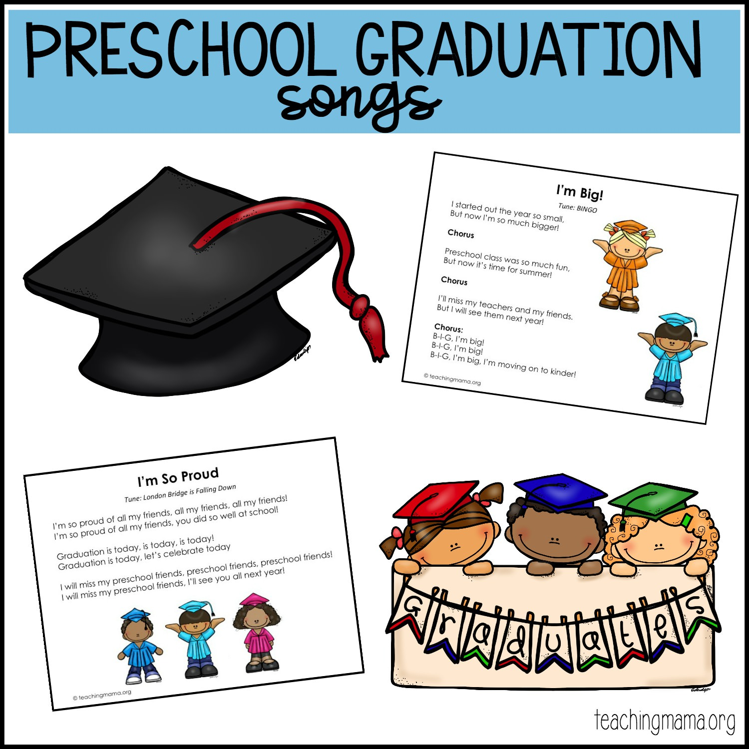 Vpk Graduation Ideas