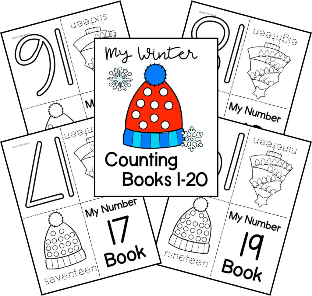 Winter Counting Books