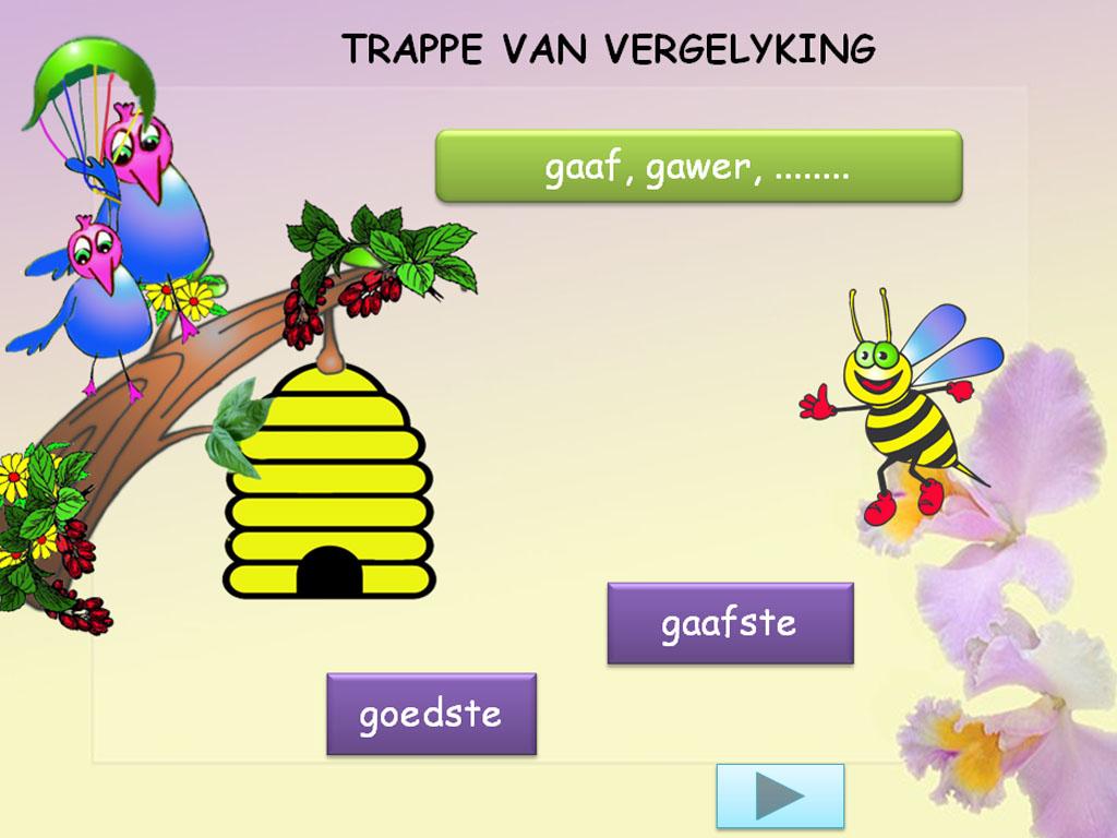 Trappe Van Vergelyking Teacha