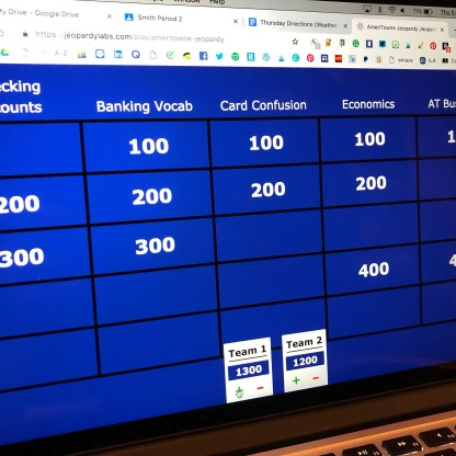 Jeopardy Labs - Financial Lit
