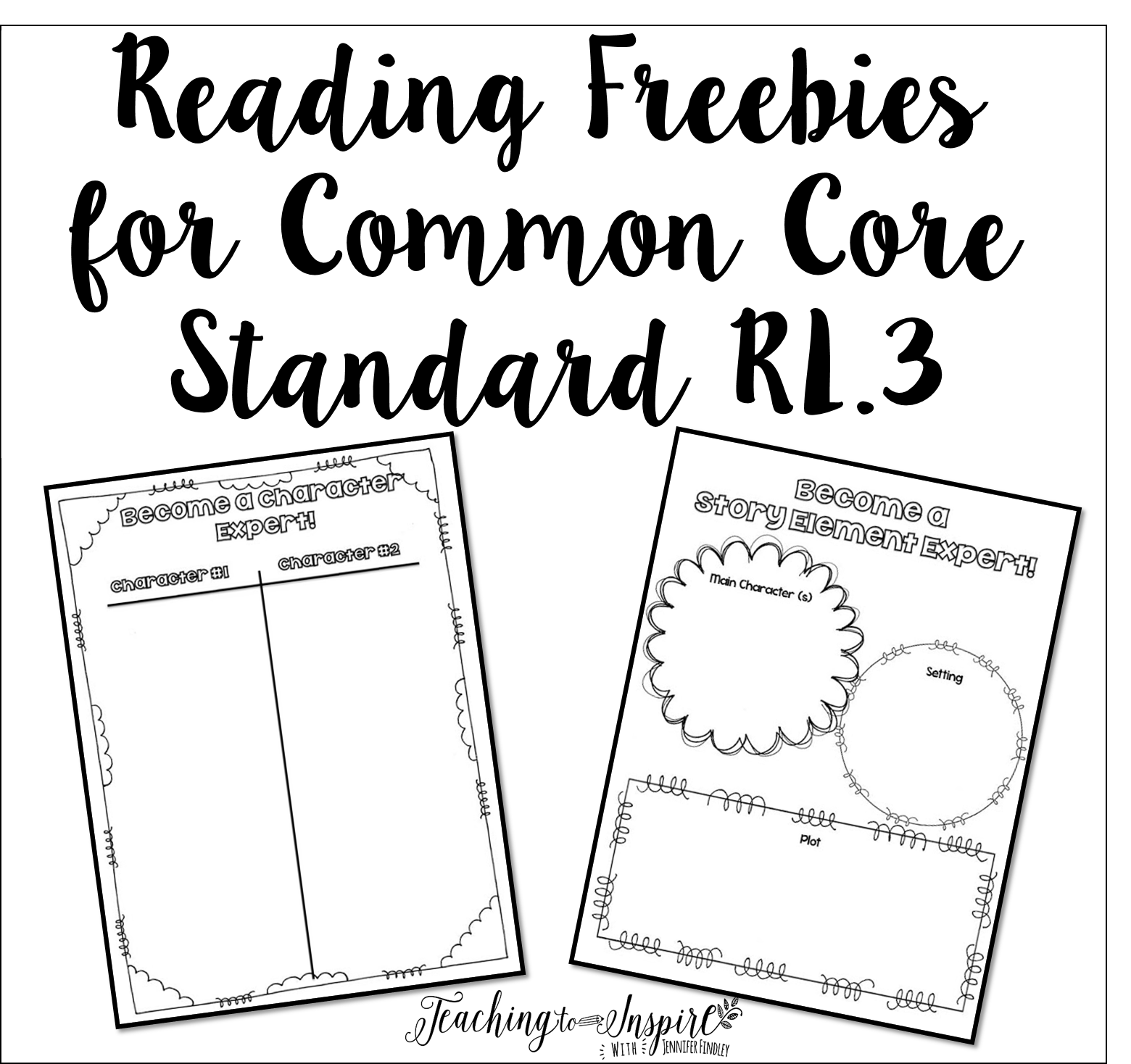 Common Core Reading Teaching Story Elements