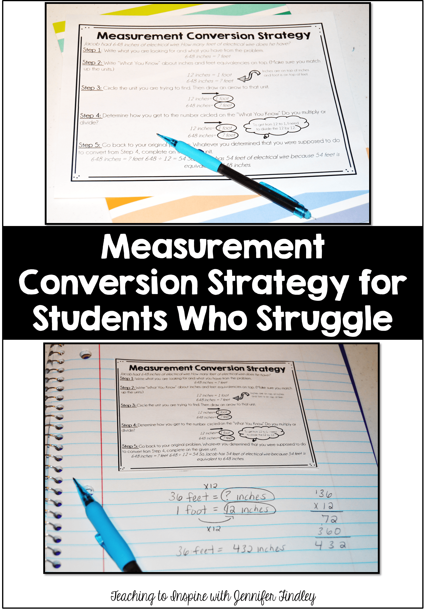 Measurement Conversions For Kids Who Just Don T Get It