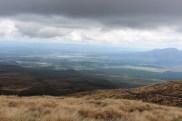 Phenomenal views from the tall peaks of the Tongariro Alpine Crossing