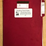 teacher organize folders test