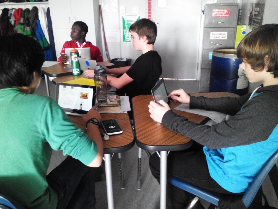 Genius Hour Curriculum Connections
