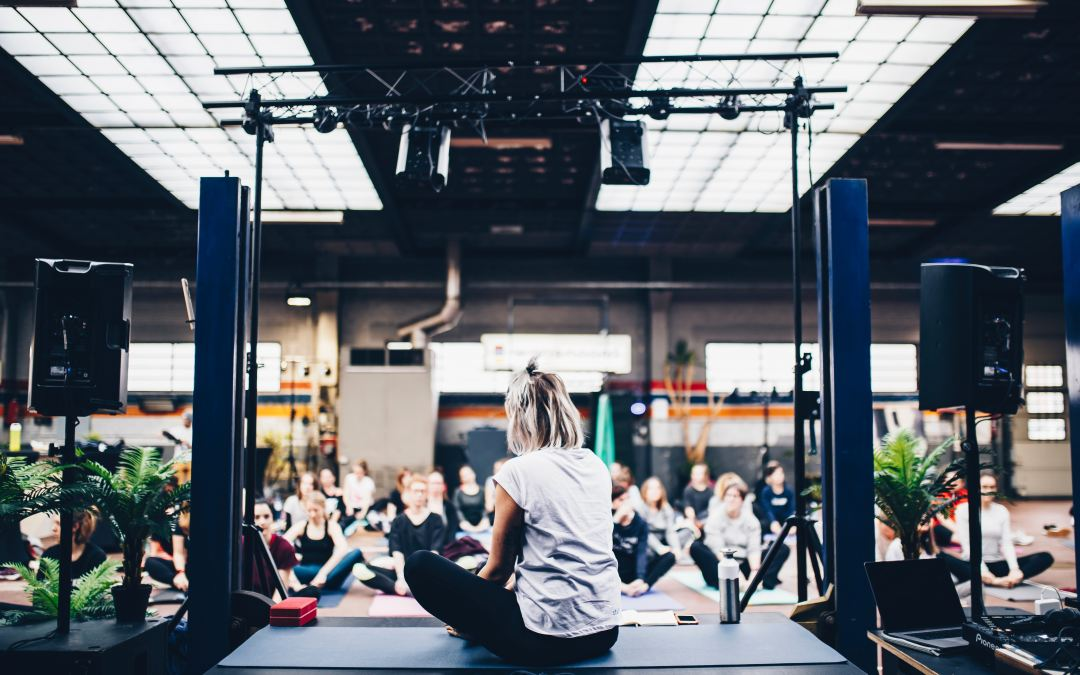 So you want to be a yoga teacher?