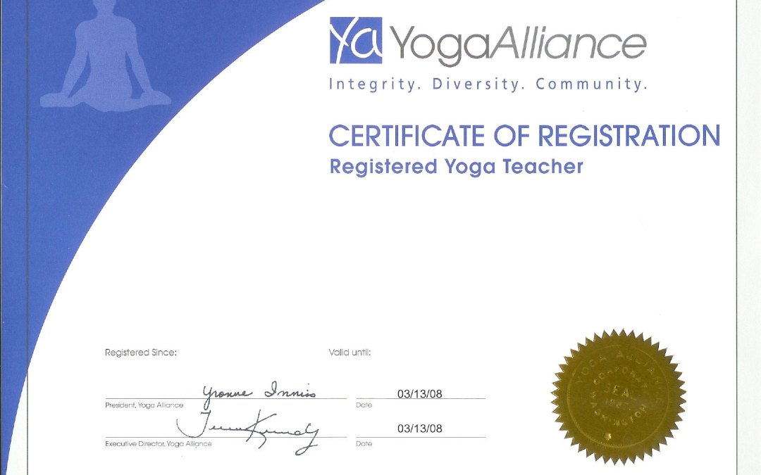 Certification Registration And Licensing What Does It All Mean And What Do You Actually Need Yoga Teacher Resource