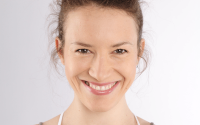 Teaching at a yoga festival or conference with Anastasia Shevchenko