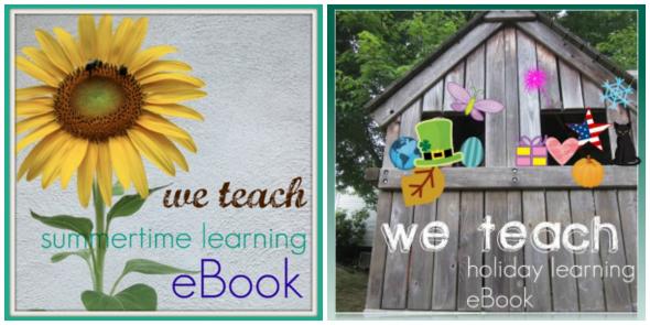 we teach ebooks