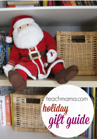 holiday gift guide | teachmama.com