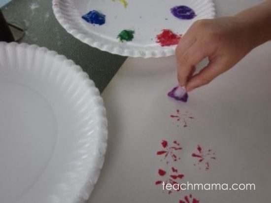 nature painting | teachmama.com