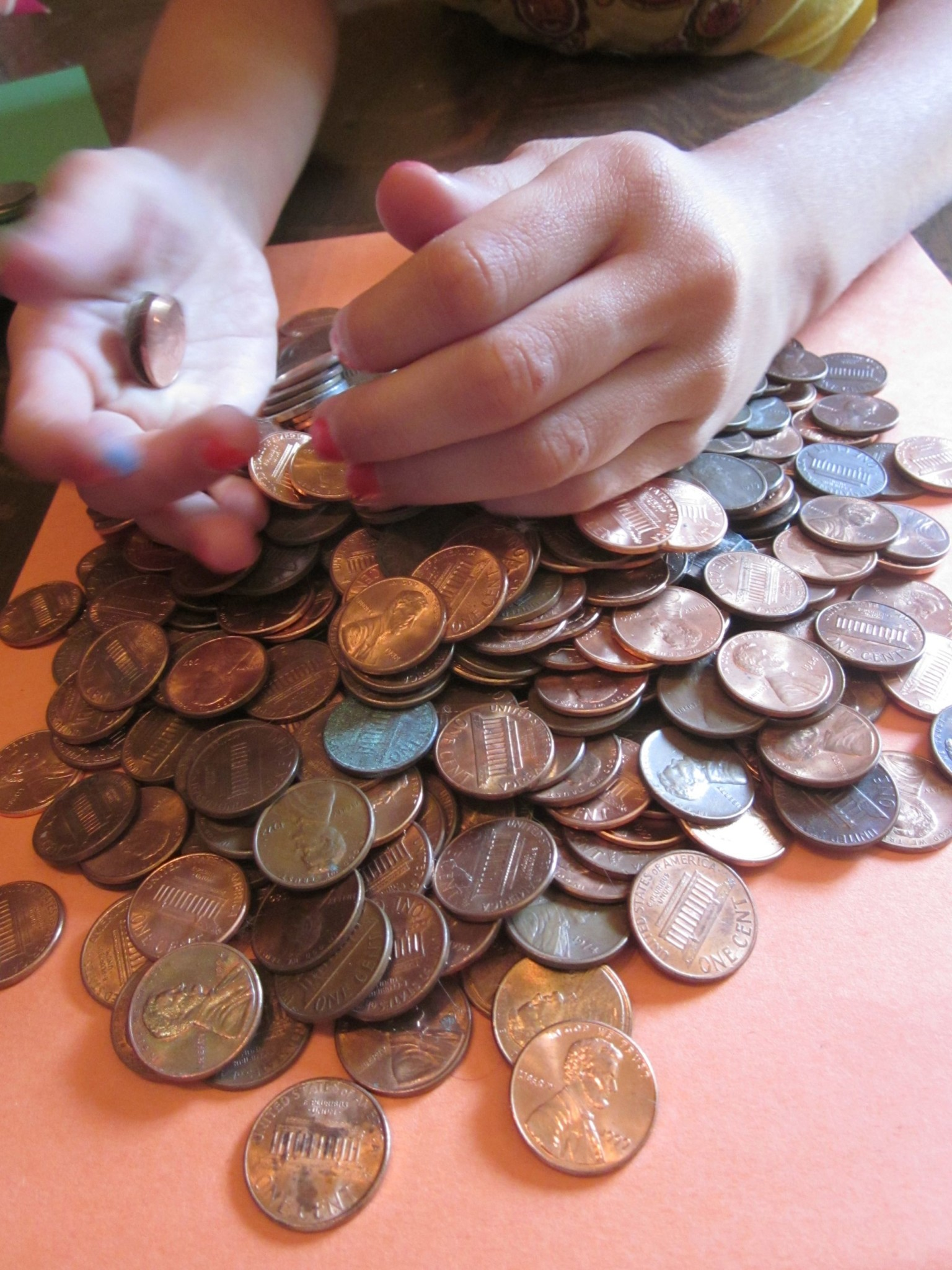 Counting Money 3