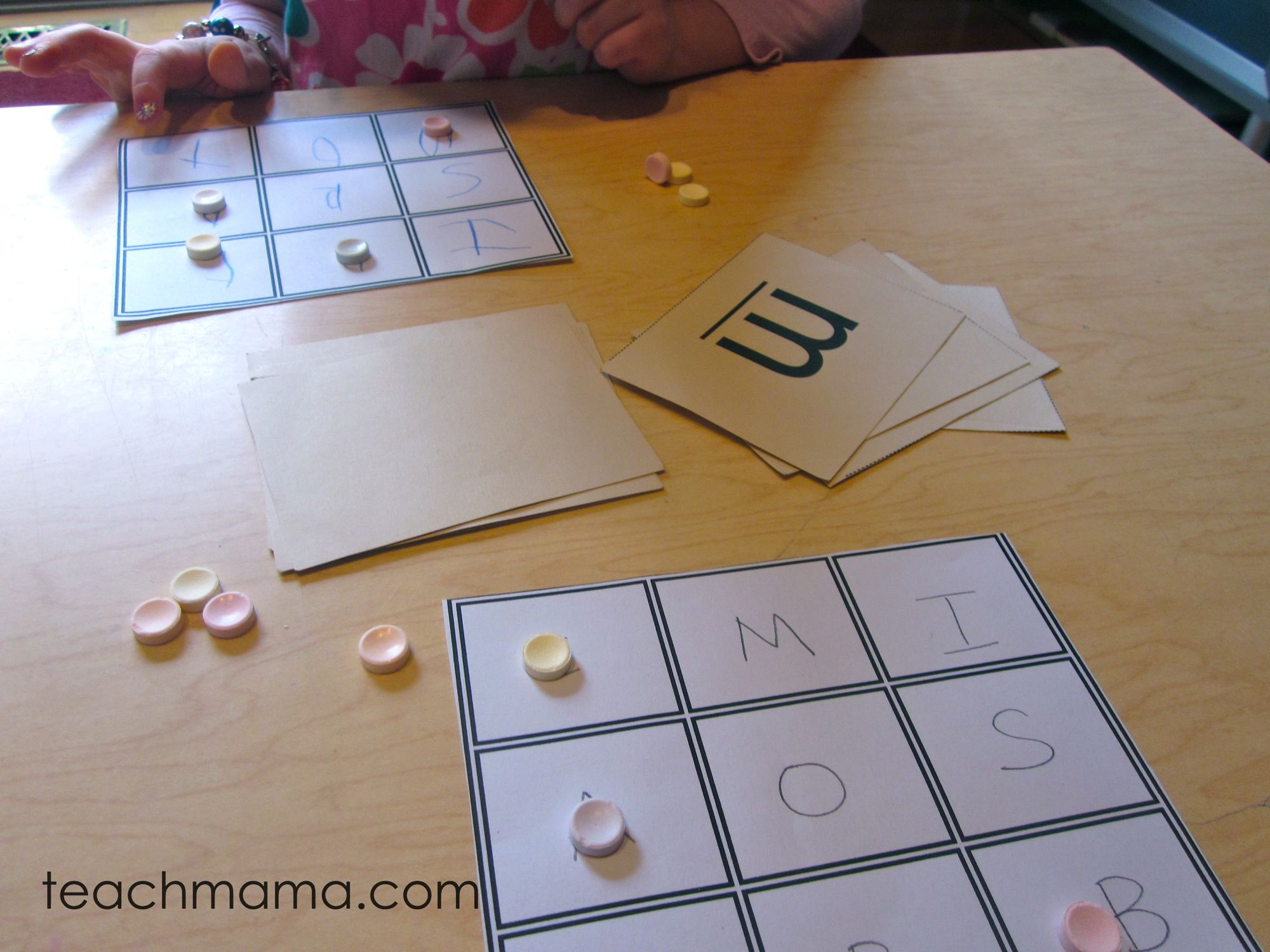 Printable Matching Upper And Lowercase Letters Game