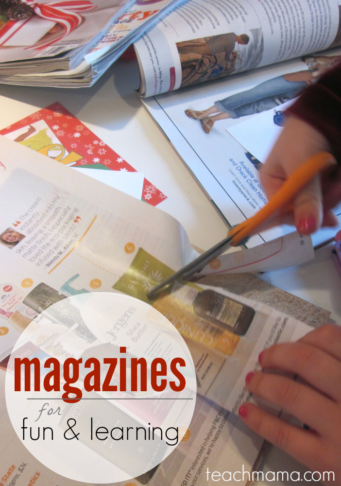 magazines for fun and learning   teachmama.com