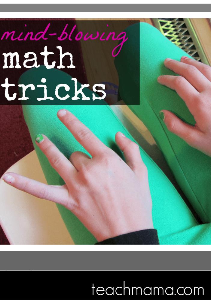 Quick Trick Mind Blowing Math Tricks