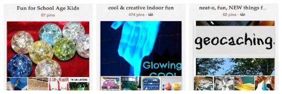 pinterest fun activities for kids